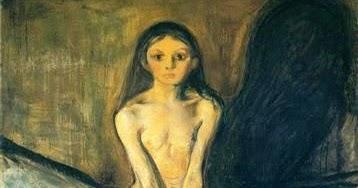 munch la pubertà 1894